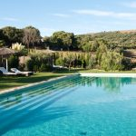 casa la siesta pool and countryside
