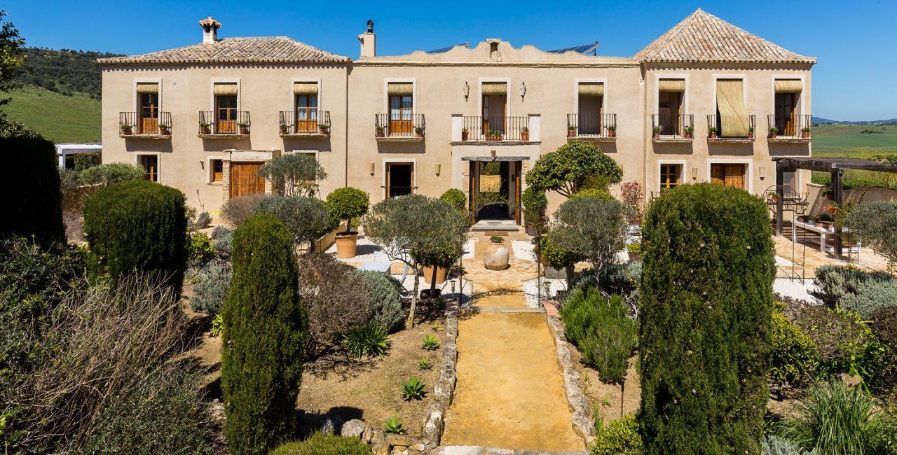 Casa la siesta the house gardens - Casa la siesta ...