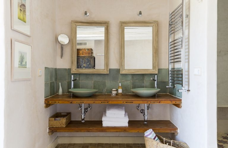 Bathroom to Room 1 at Casa La Siesta