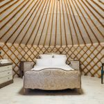 Double Bedroom in a Yurt