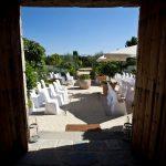 Outdoor wedding in Spain
