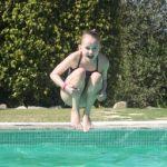 Family Weeks Poolside at Casa la Siesta