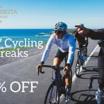 20% off 2017 Cycling Breaks