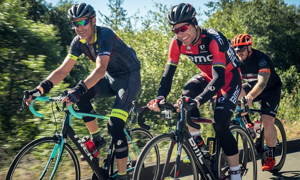 Cycling at Casa la Siesta
